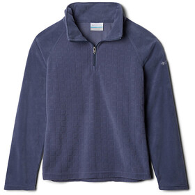 Columbia Glacial II Bedrukte Fleece Trui met 1/2 rits Meisjes, nocturnal drop needle/nocturnal
